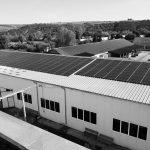 Модул АД град Бяла произвежда енергия от слънц