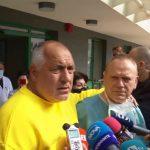 Парламентът се отказа да вика Борисов, той обяви, че не иска да е президент