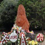 Откриха паметник на Васил Левски